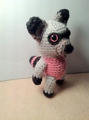 Rosey Raccoon
