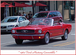 Happy 50th Birthday, Ford Mustang