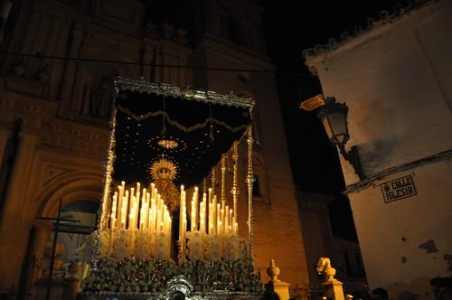 AionSur 13950642385_39f6f91129_d Corta Madrugá, intensa estación de penitencia Cultura Semana Santa