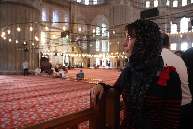 064 - Sultanahmed Camii (Mezquita Azul)