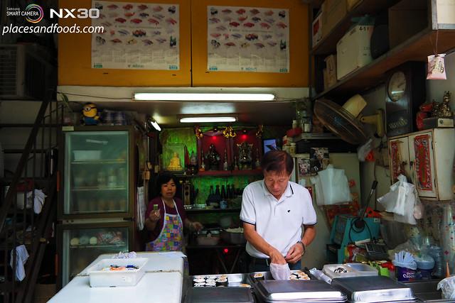 Patio Do Penedo sushi place