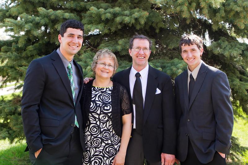 Tim's Family