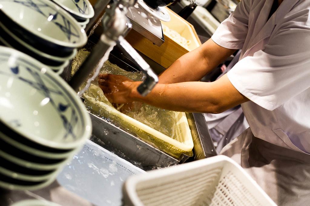 高雄左營新光三越-丸龜製麵