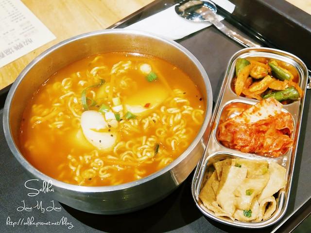 中山站韓式料理年糕 (3)