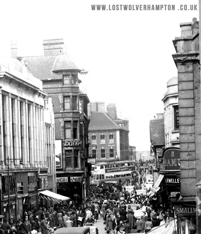 Dudley Street 1946
