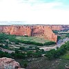 """""""Put this one on your bucket list,"""" writes sculptor Frank Morbillo from Canyon de Chelly in Arizona. Frank spends part of every summer venturing through the canyon lands of the West in search of inspiration for his sculptures. #art #southwest #travel #sum"""