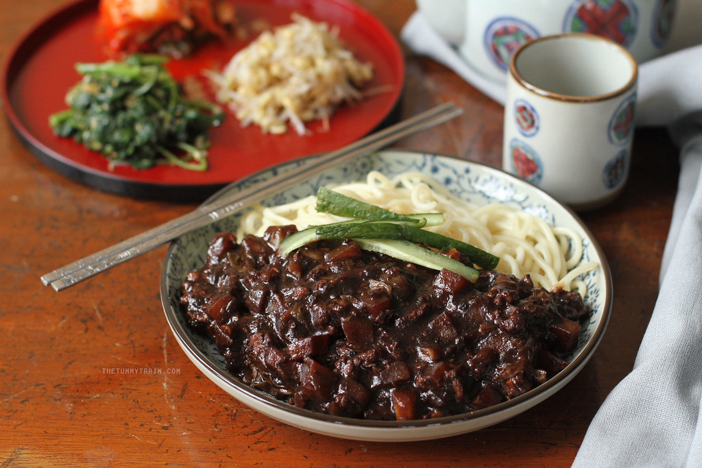 19774615135 366f164ed6 b - Two ways to go crazy for Jjajangmyeon 짜장면