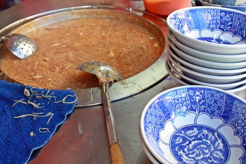 2015環島沙發旅行。彰化。鹿港美。麵線糊。粉粿。17度C。 (5)