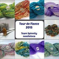Tour de Fleece 2015