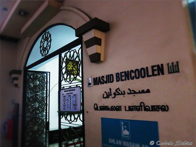 Bencoolen Street - Masjid Bencoolen 01