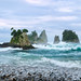 The Dancing Surf in Stormy Minokake-Rocks [Explore] by -TommyTsutsui- [nextBlessing]