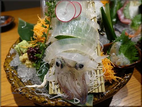 Photo:2017-03-03_T@ka.の食べ飲み歩きメモ(ブログ版)_新潟の食と酒の美味しいどころを個室で楽しむ【新宿】いかの墨_06 By:logtaka