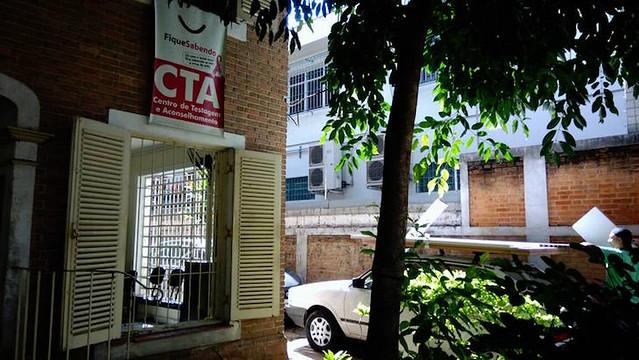 Localizado estrategicamente, o CTA Santo Amaro, na zona sul da capital paulista, recebe 6.500 pessoas por ano - Créditos: Reprodução/ Facebook