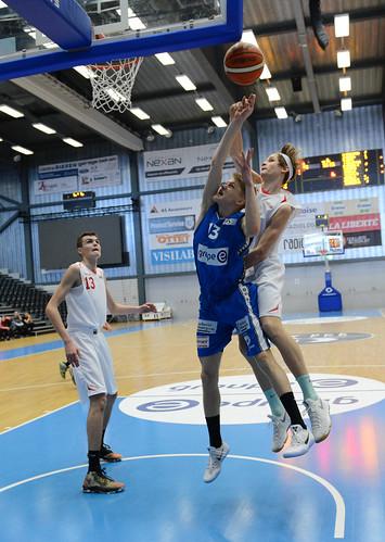 Grande Finale Fribourg Académie U16m -  Swiss Central Basket 5