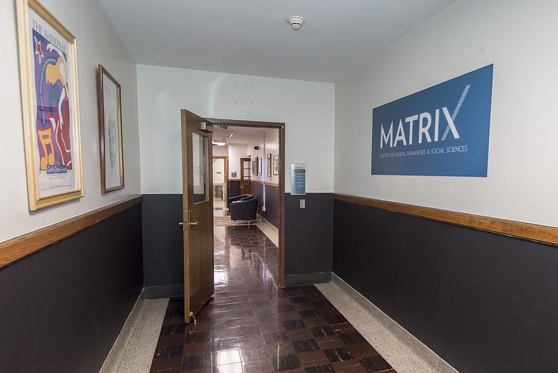 Around MATRIX-9