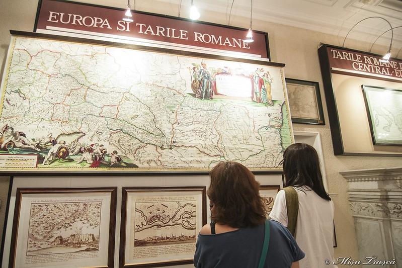 Muzeul Hărților și Cărții Vechi