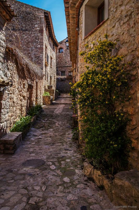 Calles de piedra
