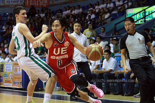 FilOil 2013: De La Salle Green Archers vs. UE Red Warriors, May 25