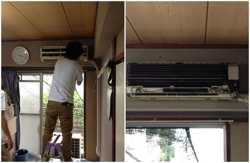 エアコンの掃除・クリーニング