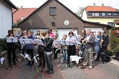 Mai 2009 - Robert Angela Silberhochzeit
