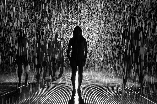 Rain Room by Random International by edward.kim