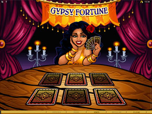 Gypsy Queen Bonus Feature