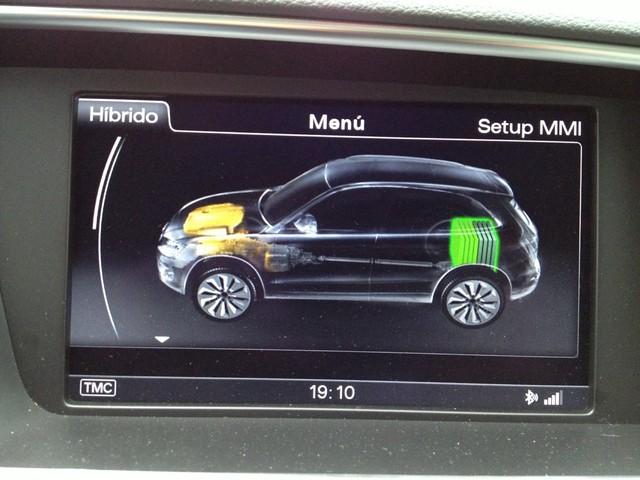 Prueba Audi Q5 Hybrid interiores (54)