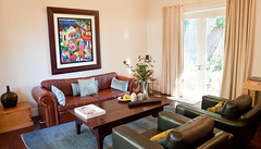 Four Rosmead - Suite Lounge