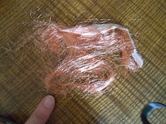 Fine thread copper wire used in pick-ups