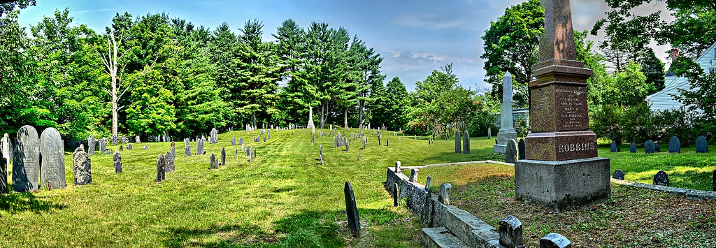 Old Burying Ground - Littleton MA