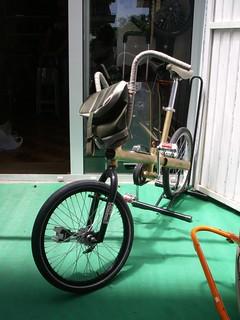 Bicicleta Carma