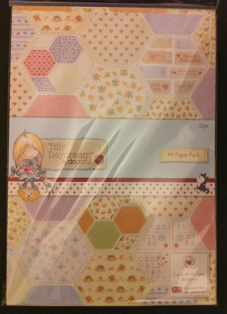 Tilly Daydream paper pack