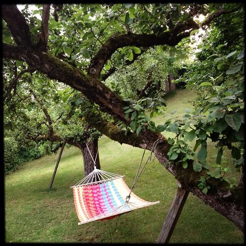 in the garden, ensdorf/bavaria