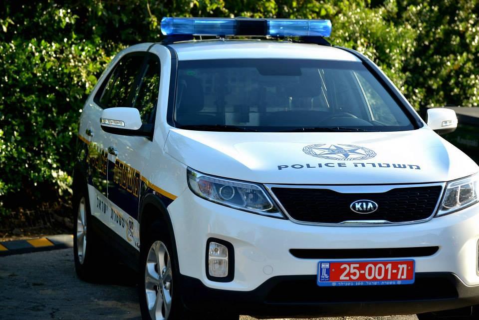 מדהים Kia Police Car in Israel | Enjoy the photos of Kia police ca… | Flickr DF-49