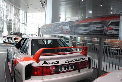 Audi Museum Ingolstadt