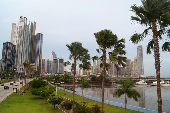 Cinta Costera, Panama