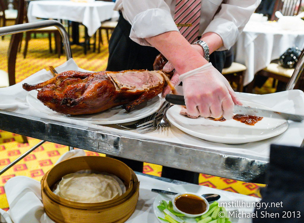 peking duck iron chef