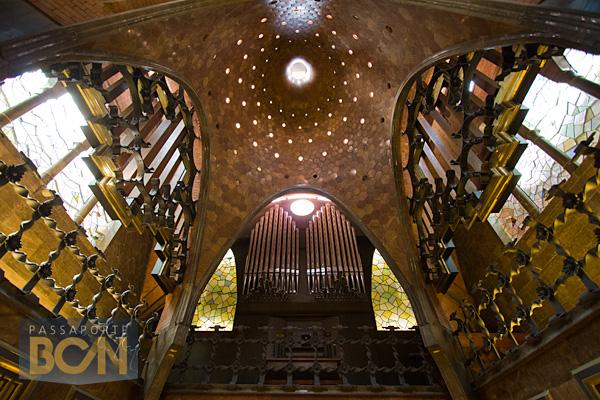 Antoni Gaudí, Barcelona