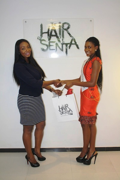 Miss Ghana 2013 winners visit Hair Senta (16)