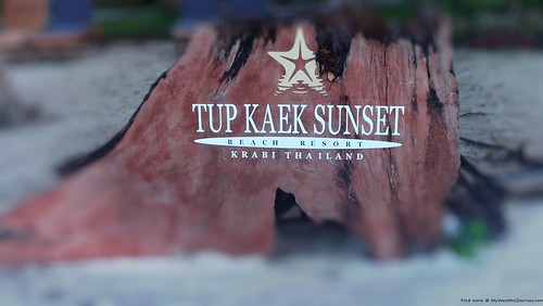 Welcome to Tup Kaek Sunset