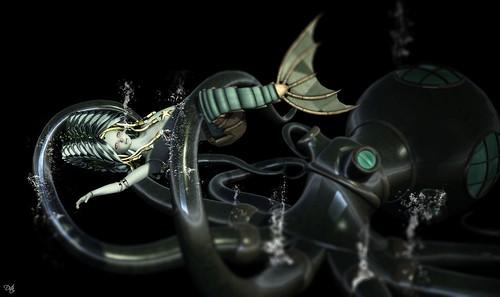 Embryonic-4: Mecha-Kraken