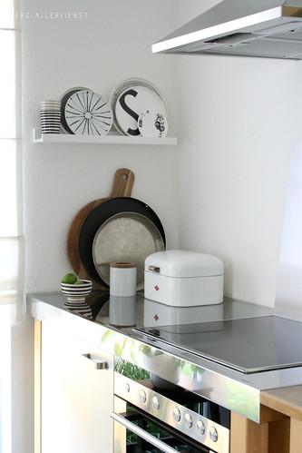 Neu in der Küche