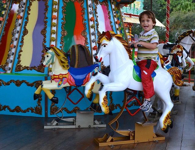 Carousel - IRTRA Mundo Petapa, Guatemala