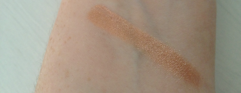 L'Oreal_24hr_Infallible_Eyeshadow_Amber_Rush_Swatched