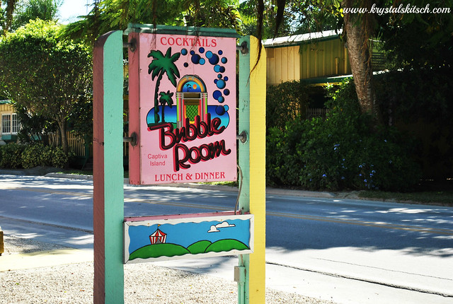 Bubble Room Captiva Island