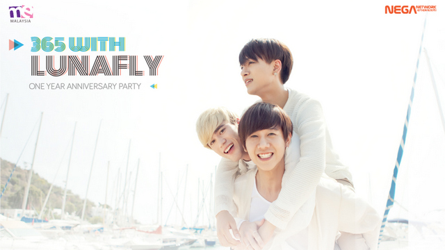 Behind The Scene Preparation for 365 With LUNAFLY
