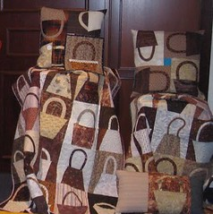 quilted bags by mrs moen