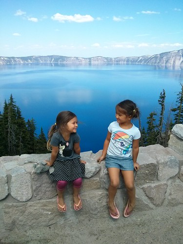 Day 7: Crater Lake National Park.