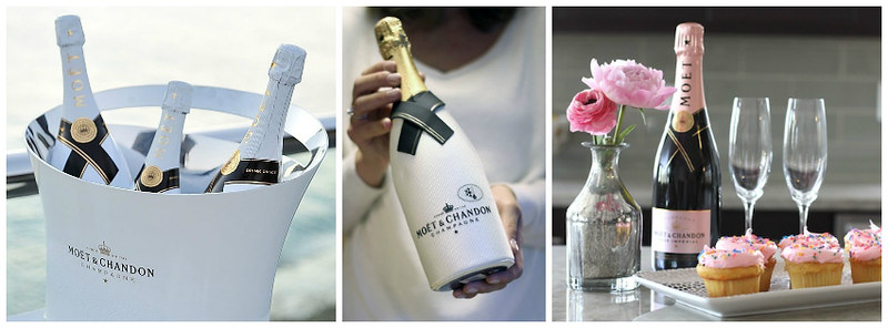 Moët & Chandon Champagne Facebook Timeline Cover