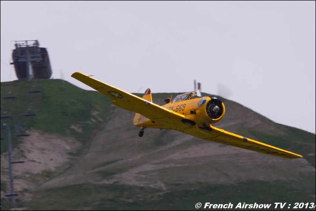 T-6 AeroRetro jaune T-669